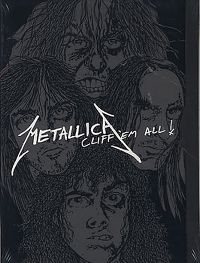 Cover Metallica - Cliff 'Em All! [DVD]